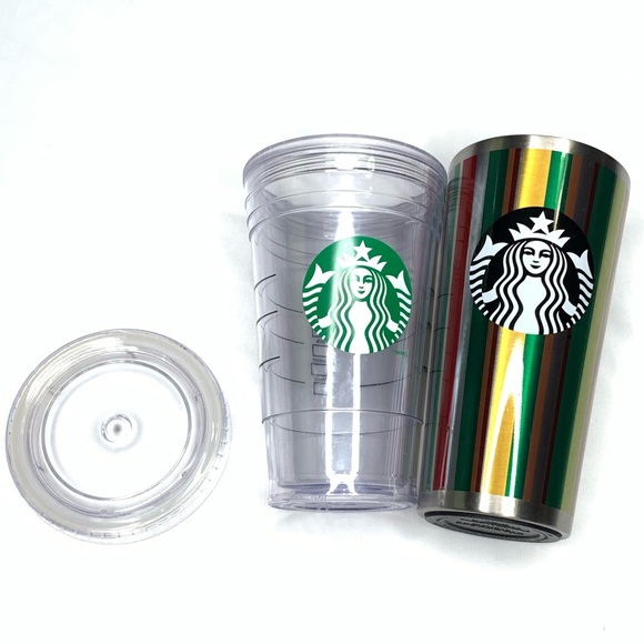 ceb6a609a1a Starbucks Cup and Travel Mug - 16 oz. Each